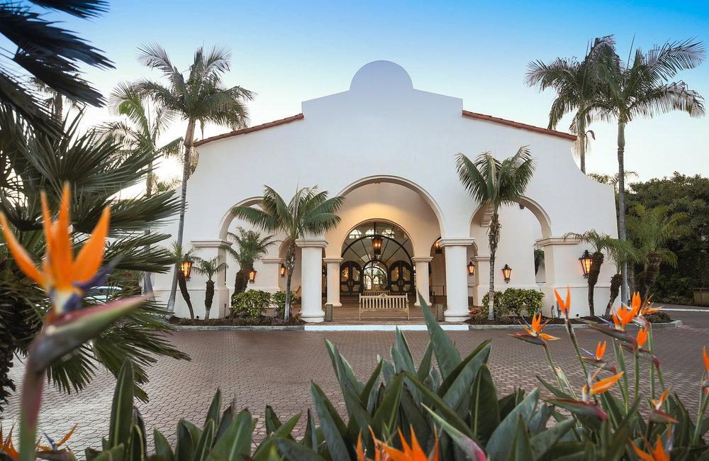 www.santabarbarawedding.com | Hilton Santa Barbara Beachfront Resort