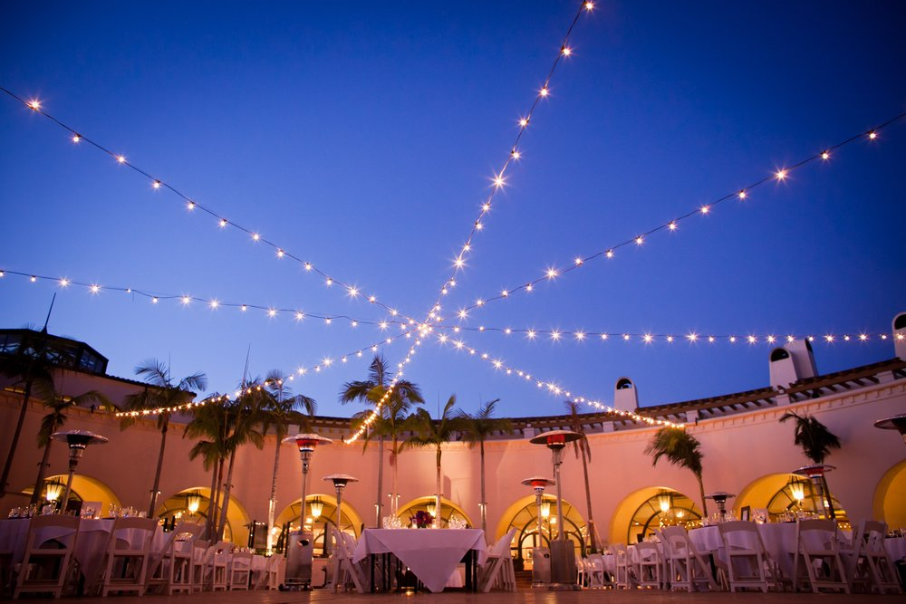 www.santabarbarawedding.com | Hilton Santa Barbara Beachfront Resort