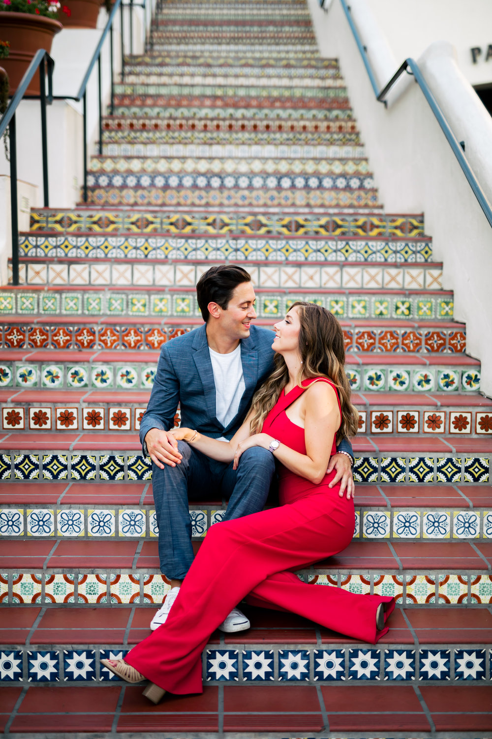 www.santabarbarawedding.com | Rewind Photography | Funk Zone | Engagement Session