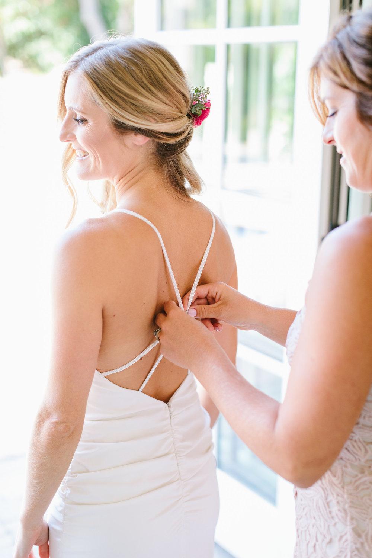 www.santabarbarawedding.com | Jodee Debes | Dos Pueblos Orchid Farm | Bride getting ready