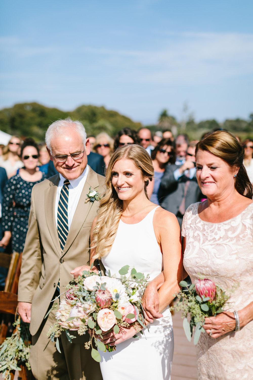 www.santabarbarawedding.com | Jodee Debes | Dos Pueblos Orchid Farm | Bride and Parents