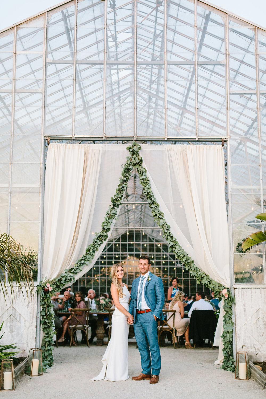 www.santabarbarawedding.com | Jodee Debes | Dos Pueblos Orchid Farm | Bride and Groom