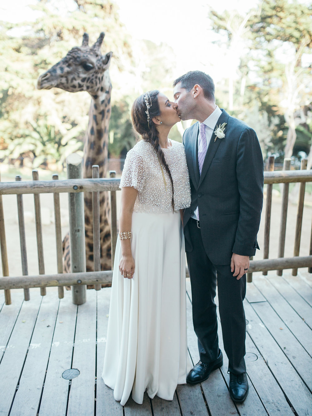www.santabarbarawedding.com | Kiel Rucker | Santa Barbara Zoo |
