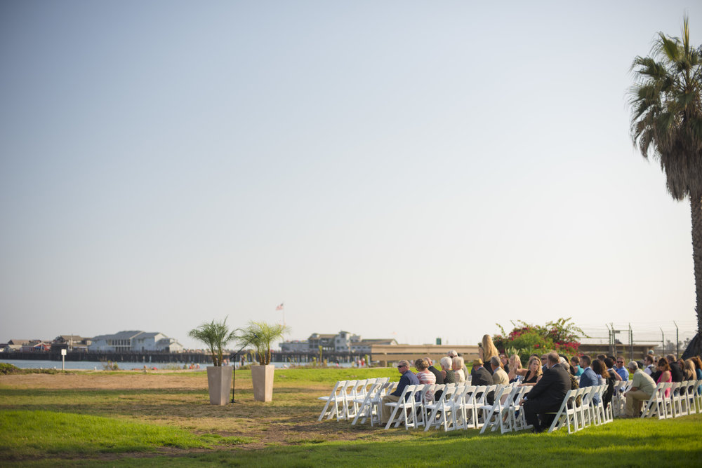 www.santabarbarawedding.com | Chase Palm Park Center | By Cherry Photography