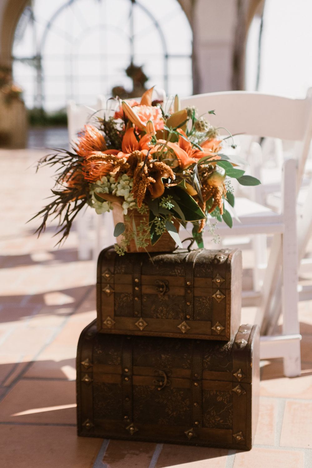www.santabarbarawedding.com | Clarissa Koenig | Felici Events | Hilton Santa Barbara Beachfront Resort | Ceremony Details
