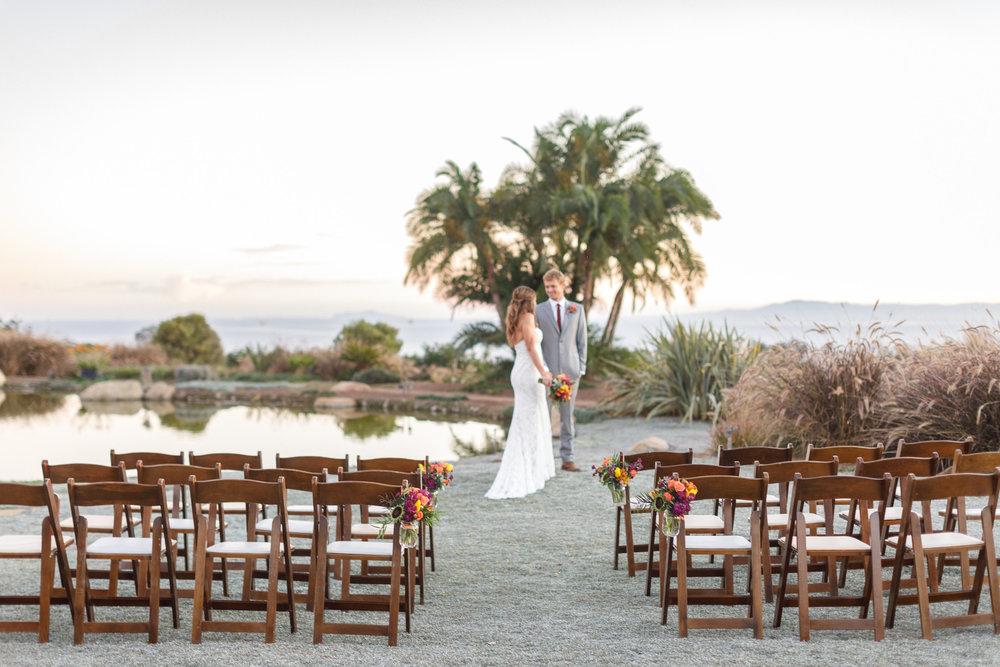 www.santabarbarawedding.com | Vista Oceano | Kiel Rucker