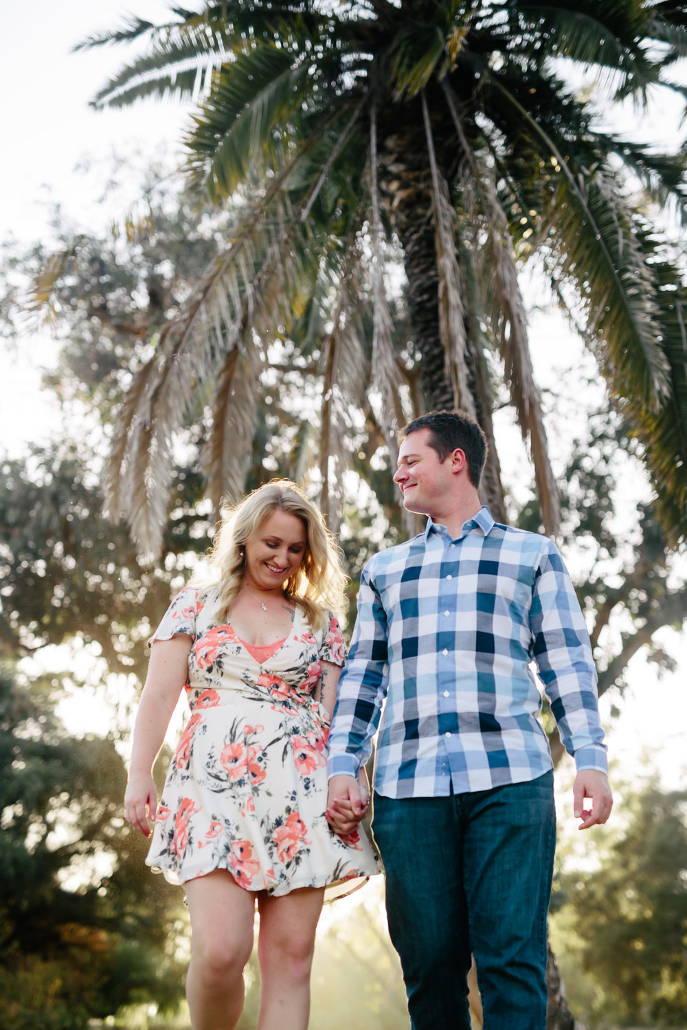 www.santabarbarawedding.com | Rewind Photography | Mission Park | Engagement Session