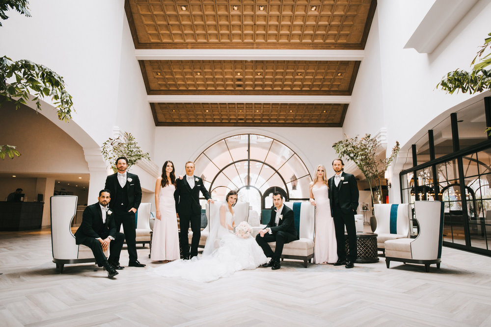 Situated along the scenic Santa Barbara Coast, the  Hilton Santa Barbara Beachfront Resort  is a highly desirable locale for weddings and special events. Just steps away from the Pacific Ocean, the resort boasts impressive panoramic views of the beach and Santa Ynez Mountains.   READ MORE
