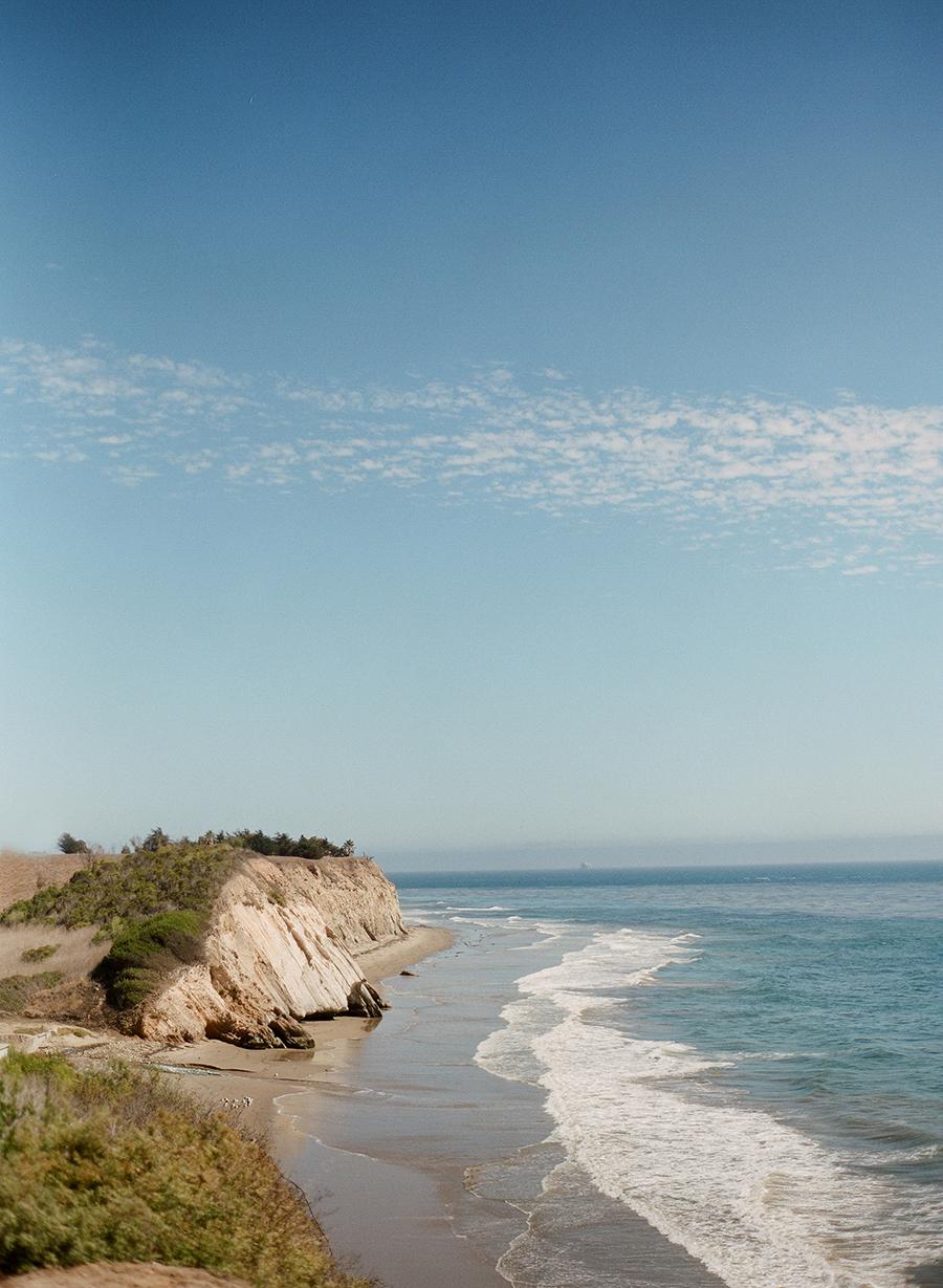www.santabarbarawedding.com | Dos Pueblos Ranch | Soigne Productions | Lacie Hansen | Santa Barbara Coastline