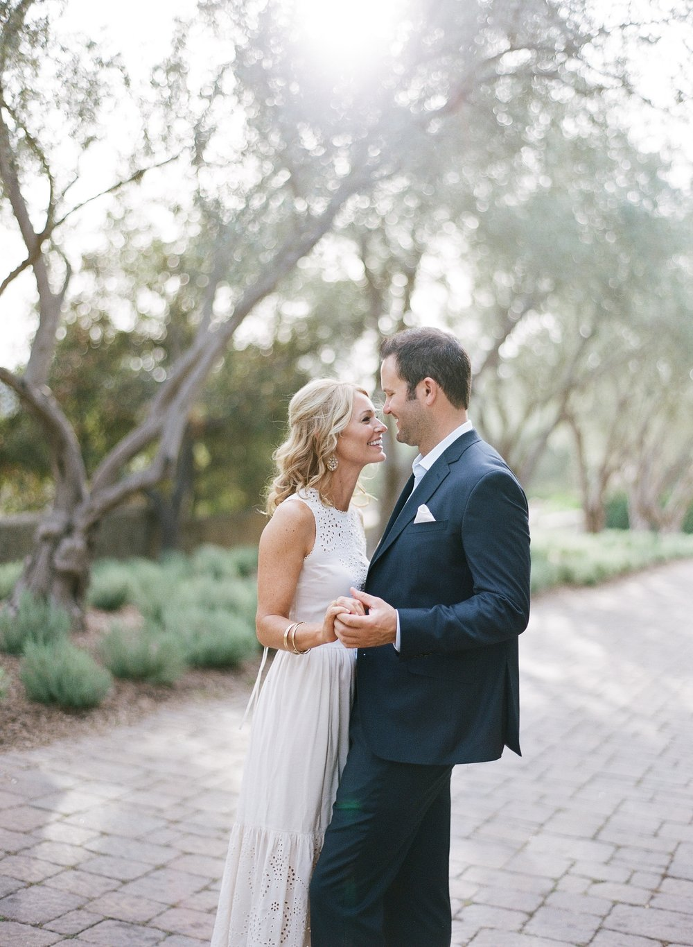 www.santabarbarawedding.com | Kristen Beinke | San Ysidro Ranch | Engagement Session