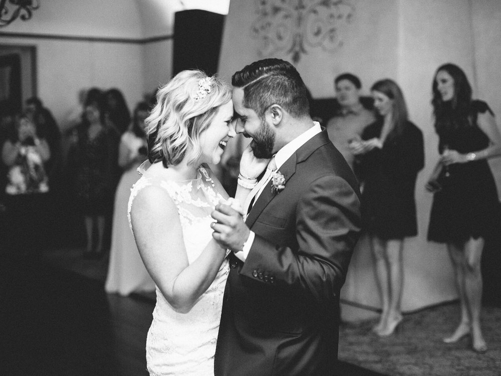 www.santabarbarawedding.com | Kiel Rucker | Riviera Mansion | First Dance