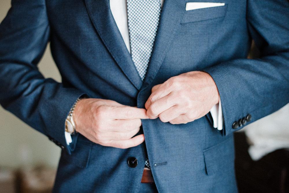www.santabarbarawedding.com | Canary Hotel | Grace Kathryn Photography | Groom getting ready