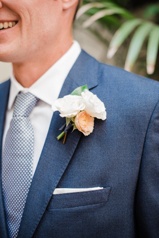 www.santabarbarawedding.com | Canary Hotel | Grace Kathryn Photography | Groom details