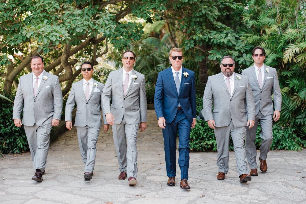 www.santabarbarawedding.com | Canary Hotel | Grace Kathryn Photography | Groomsmen