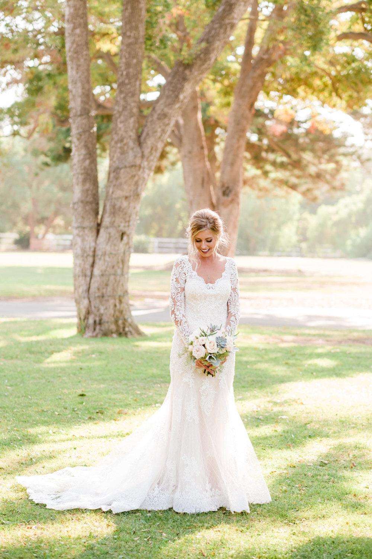 www.santabarbarawedding.com | Camarillo Ranch House | Joshua Rainey | Bride