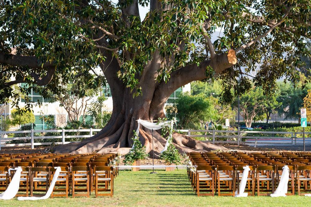 www.santabarbarawedding.com | Camarillo Ranch House | Joshua Rainey | Ceremony