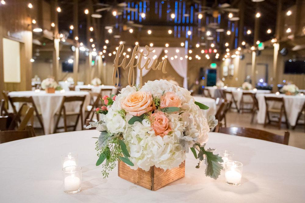 www.santabarbarawedding.com | Camarillo Ranch House | Joshua Rainey | Reception Details