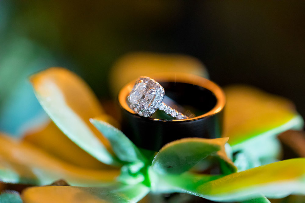 www.santabarbarawedding.com | Camarillo Ranch House | Joshua Rainey | Wedding Rings