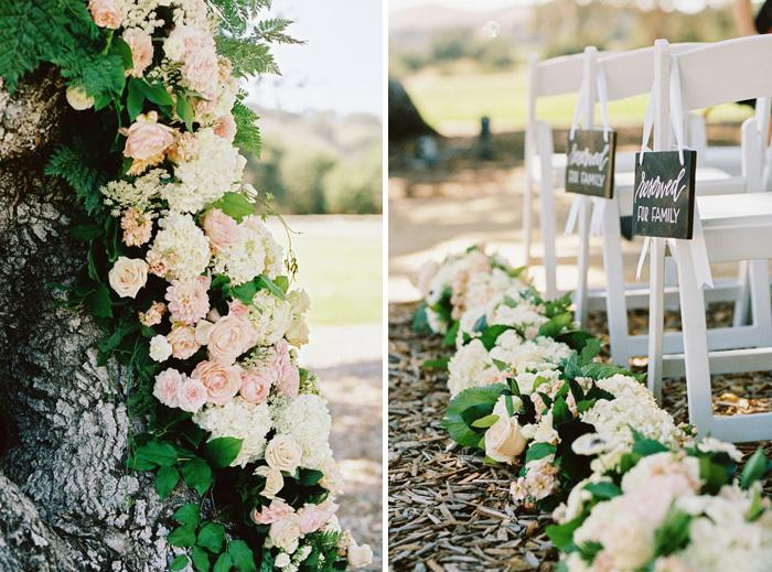 www.santabarbarawedding.com | Crossroads Estate | Michael and Anna Costa | Soigne Productions | Ceremony Details