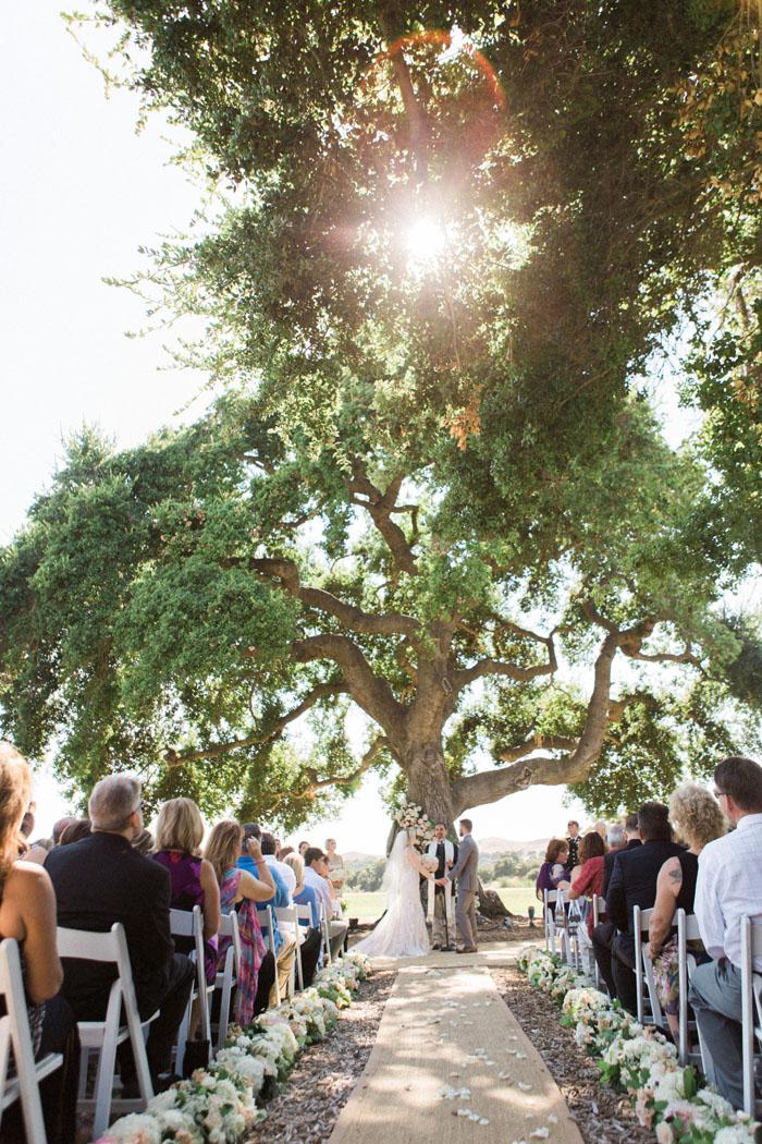 www.santabarbarawedding.com | Crossroads Estate | Michael and Anna Costa | Soigne Productions | Ceremony
