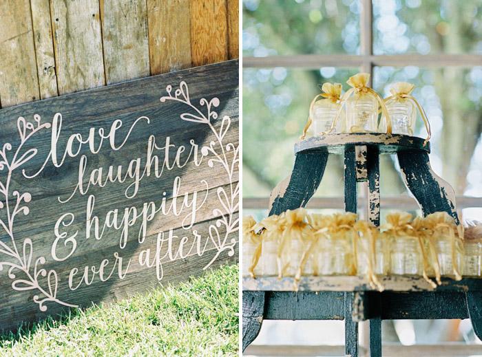 www.santabarbarawedding.com | Crossroads Estate | Michael and Anna Costa | Soigne Productions | Wedding Favors