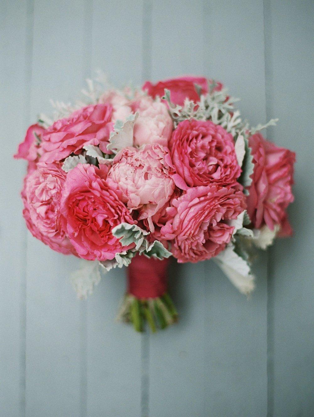 www.santabarbarawedding.com | El Encanto | Coco Rose Design | This Modern Romance | Bridal Bouquet