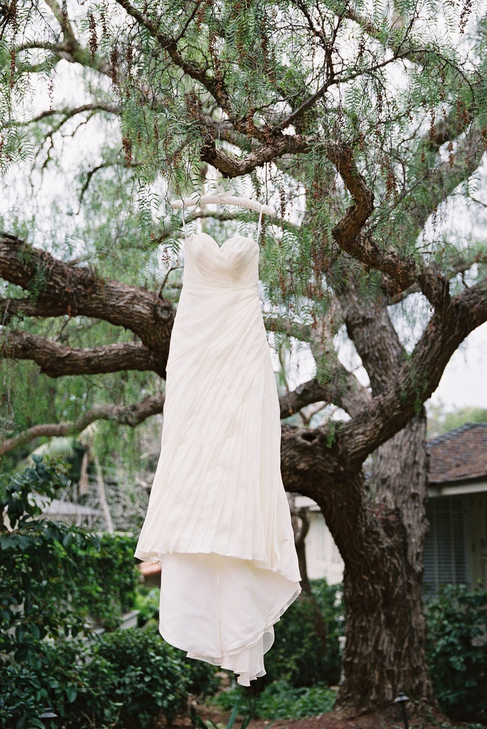 www.santabarbarawedding.com | El Encanto | Coco Rose Design | This Modern Romance | Wedding Dress