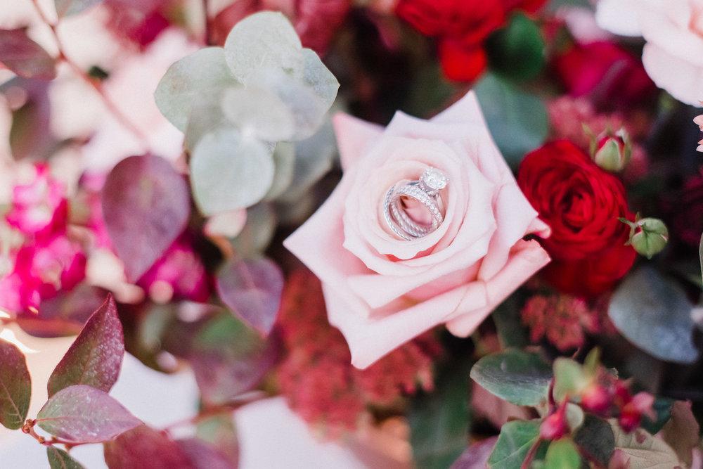 www.santabarbarawedding.com | Grace Kathryn Photography | Santa Barbara Courthouse | Canary Hotel | Amazing Days Events | Wedding Rings