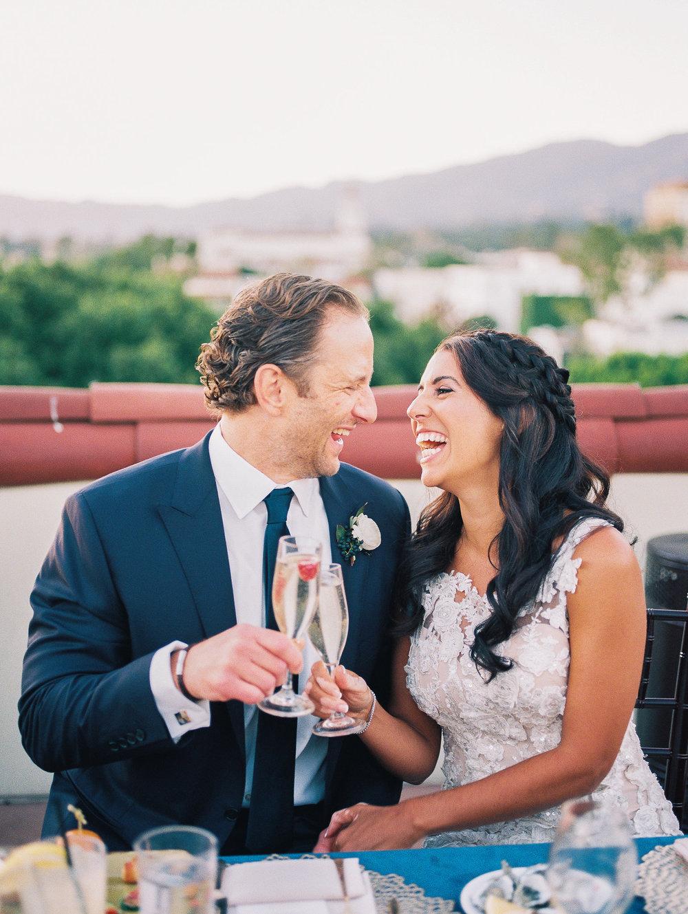 www.santabarbarawedding.com | Grace Kathryn Photography | Santa Barbara Courthouse | Canary Hotel | Amazing Days Events | Bride and Groom