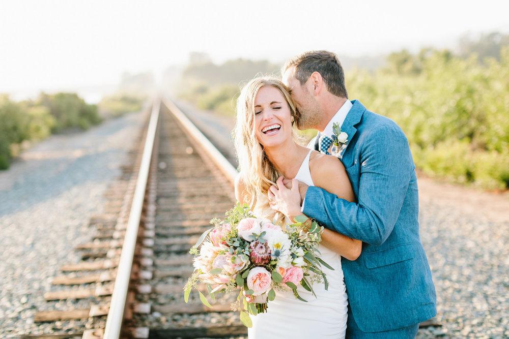 www.santabarbarawedding.com | Jodee Debes | Dos Pueblos Orchid Farm | Brides and Bouquets | Bride and Groom