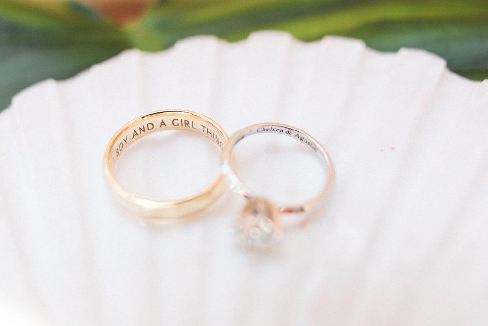 www.santabarbarawedding.com | Laura Ford Photos | Santa Barbara Zoo | Rincon Events | Wedding Rings