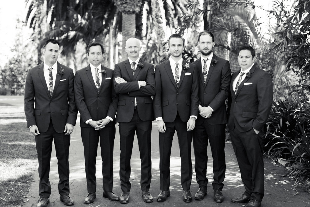 www.santabarbarawedding.com | Laura Ford Photos | Santa Barbara Zoo | Rincon Events | Groomsmen