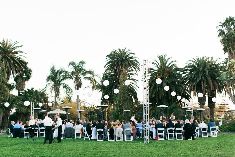 www.santabarbarawedding.com | Laura Ford Photos | Santa Barbara Zoo | Rincon Events | Reception
