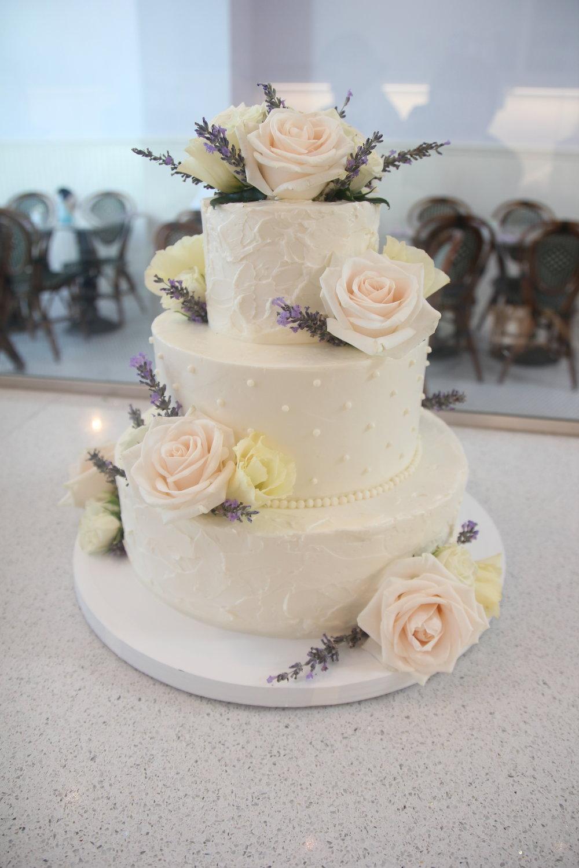 www.santabarbarawedding.com | Lilac Patisserie