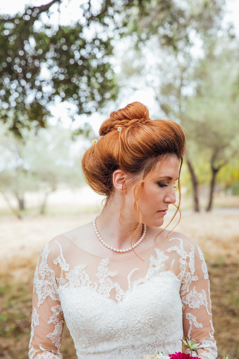 www.santabarbarawedding.com | Just Kiss Collective | Rancho La Patera & Stow House | Bride
