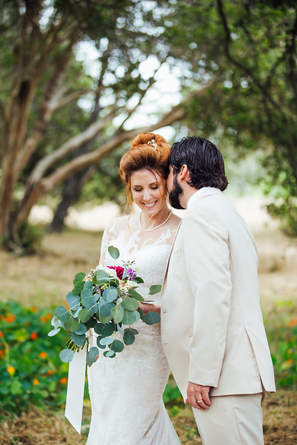 www.santabarbarawedding.com | Just Kiss Collective | Rancho La Patera & Stow House | Bride and Groom
