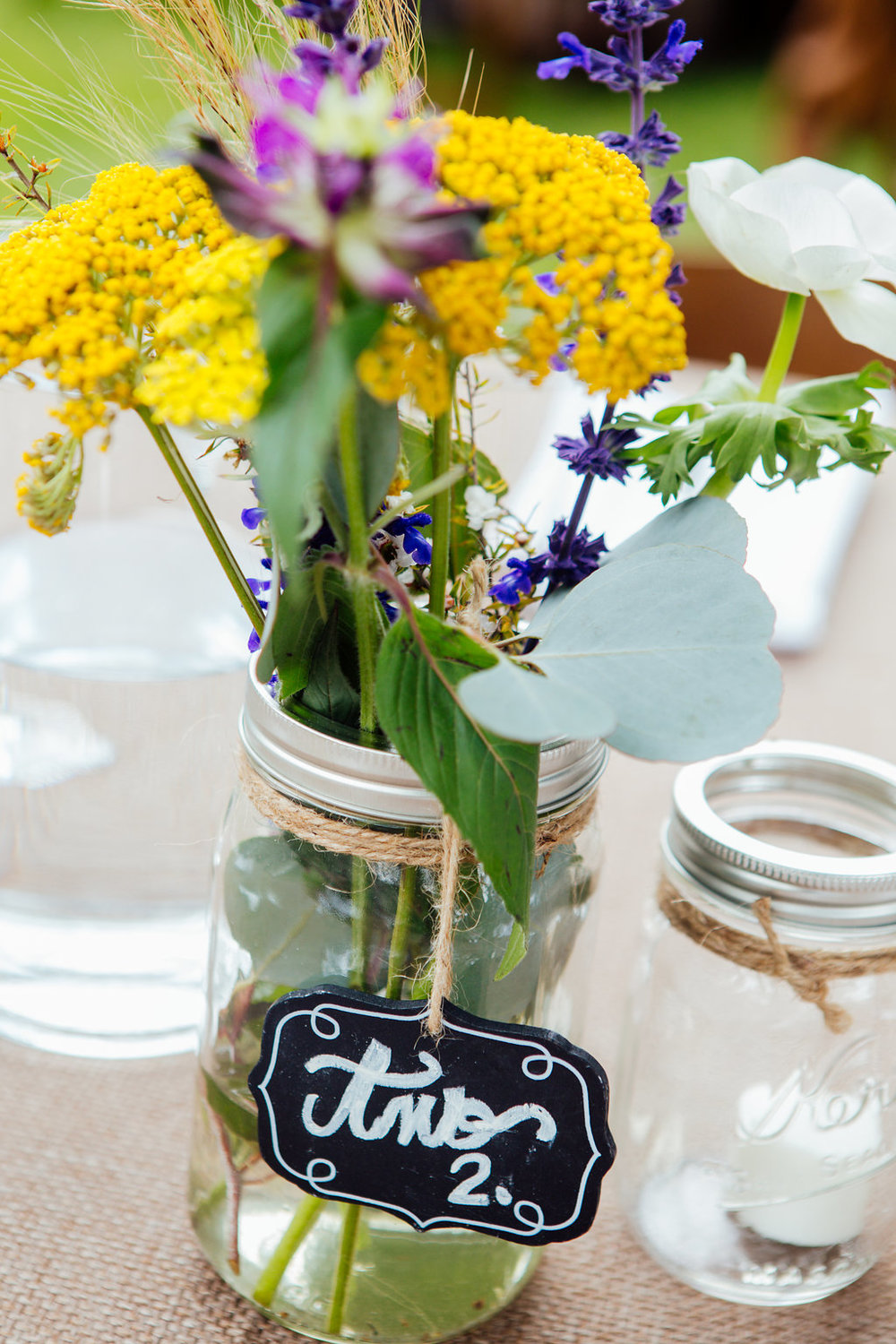 www.santabarbarawedding.com | Just Kiss Collective | Rancho La Patera & Stow House | Table Number