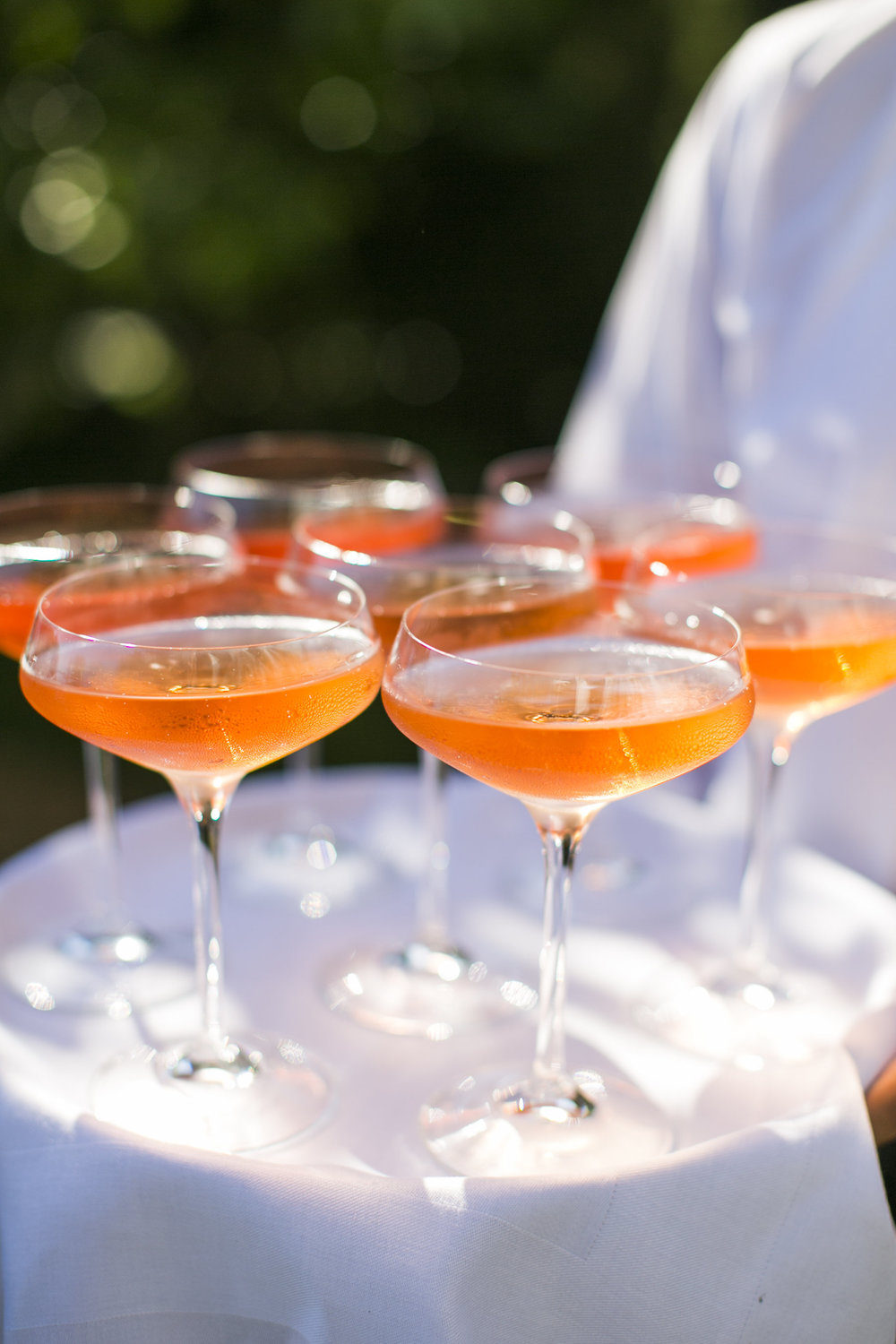 www.santabarbarawedding.com | Event of the Season | San Ysidro Ranch | Birds of a Feather | Specialty Cocktails