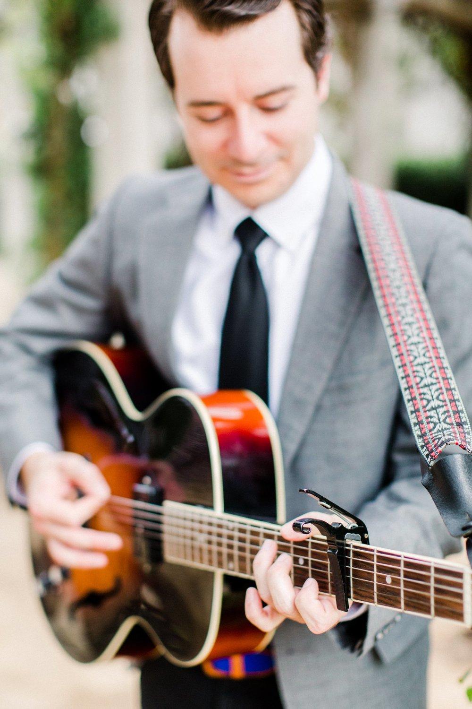 www.santabarbarawedding.com   Anna Delores   Santa Barbara Historical Museum   Guitarist