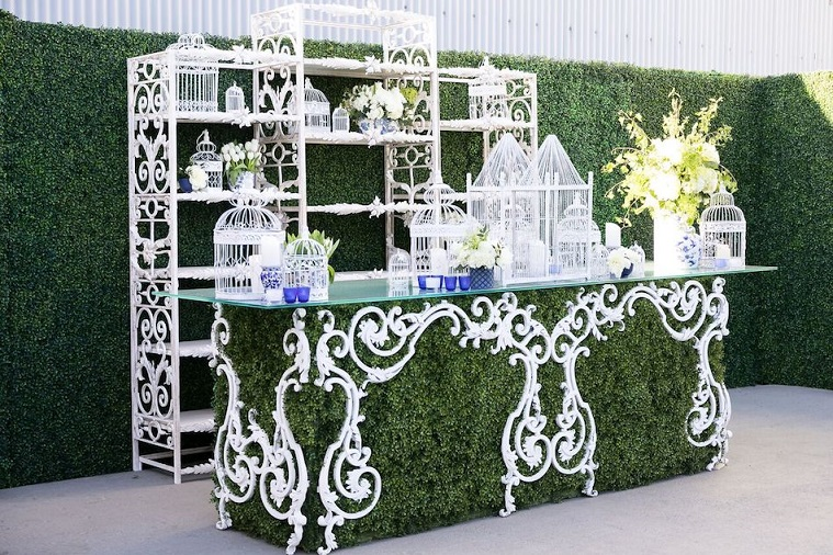 Santa Barbara Wedding Style   rrivre davies   brian Leahy Photo