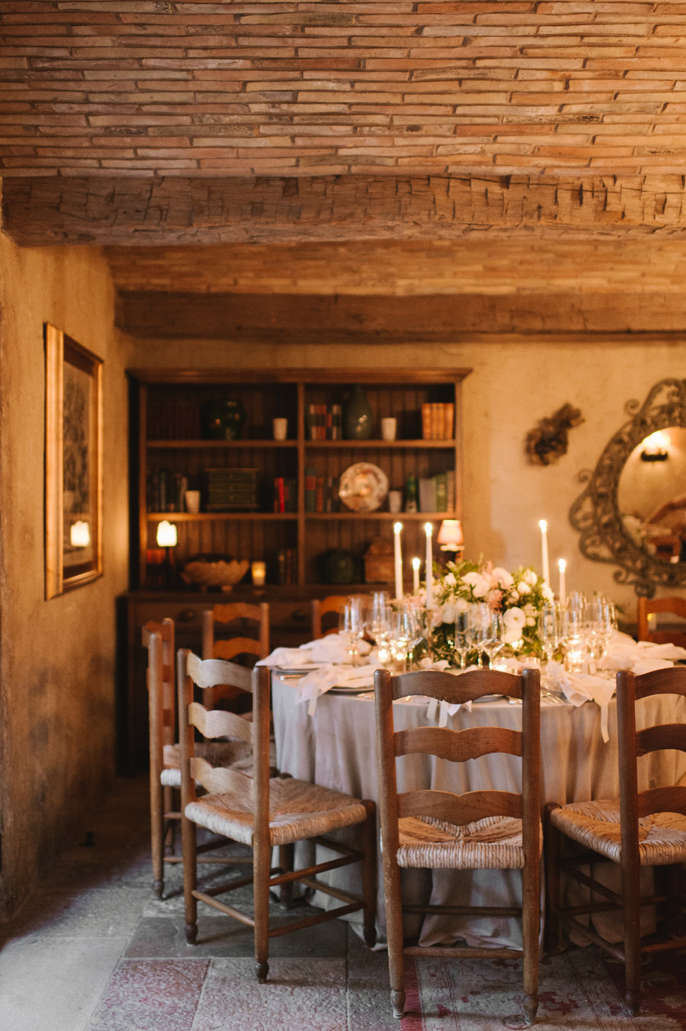 www.santabarbarawedding.com | Event of the Season | Norman and Blake | San Ysidro Ranch | Reception Tables