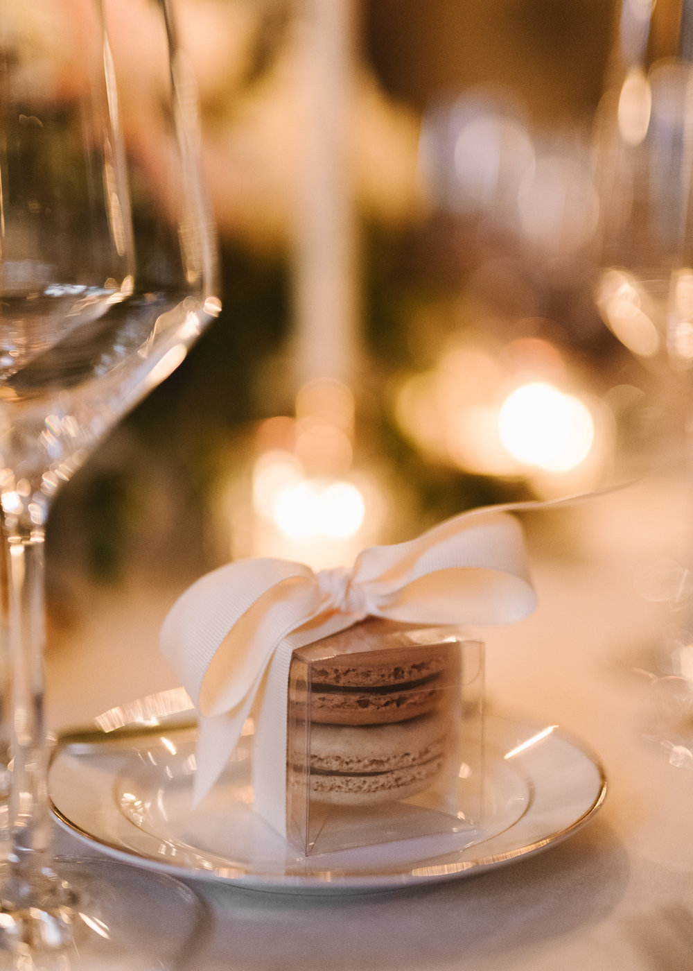 www.santabarbarawedding.com | Event of the Season | Norman and Blake | San Ysidro Ranch | Wedding Favors