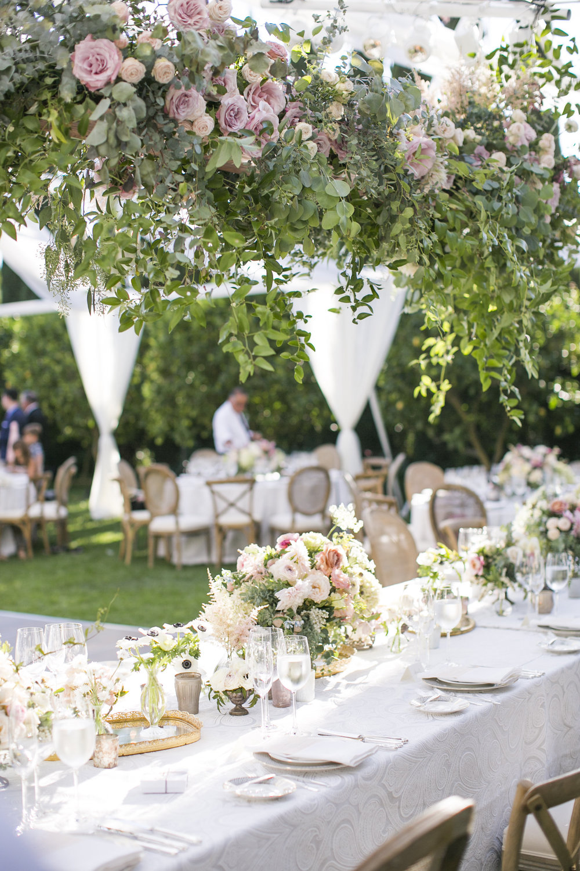 Blush Outdoor Wedding Event of the Season