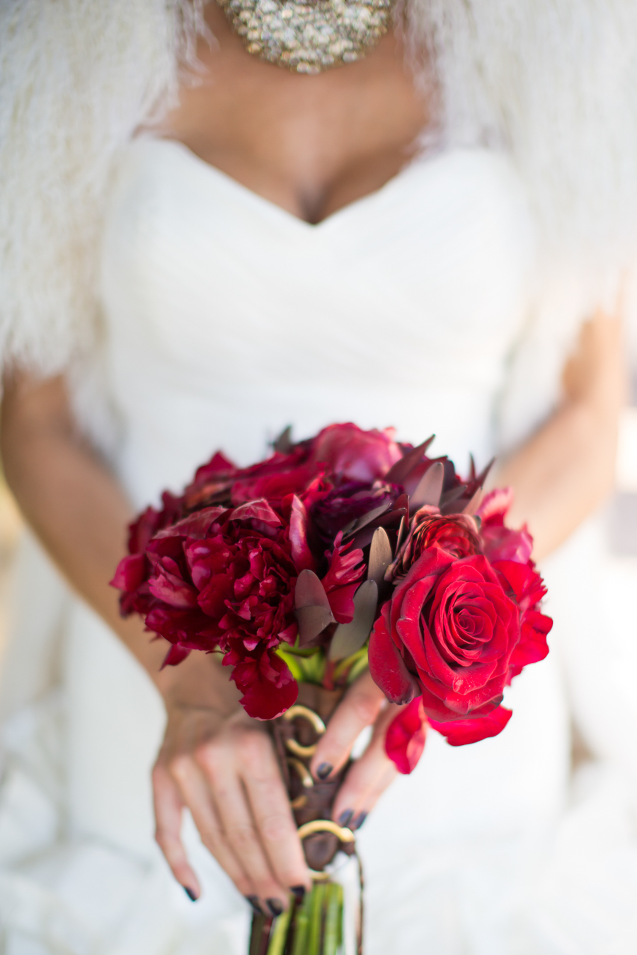 www.santabarbarawedding.com | Ann Johnson Events | Jessica Lewis Photo | Whispering Rose Ranch | Bouquet