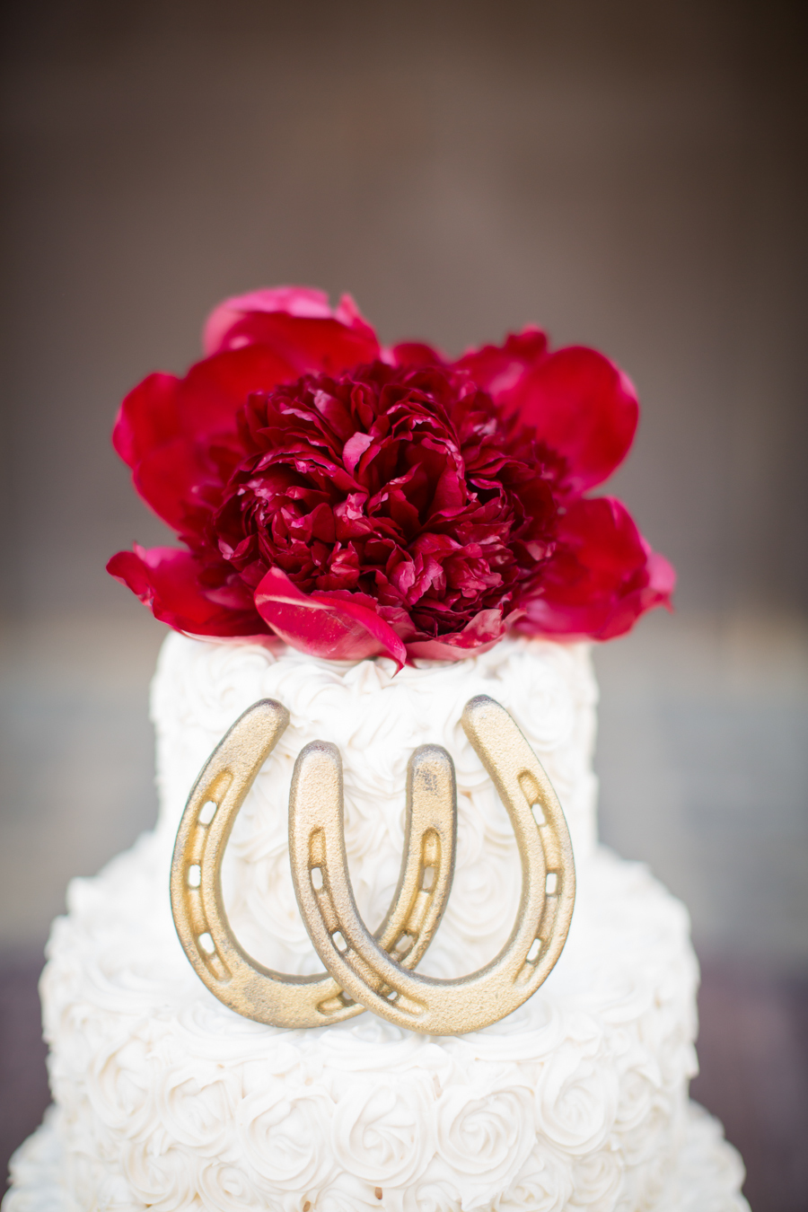 www.santabarbarawedding.com | Ann Johnson Events | Jessica Lewis Photo | Whispering Rose Ranch | Wedding Cake