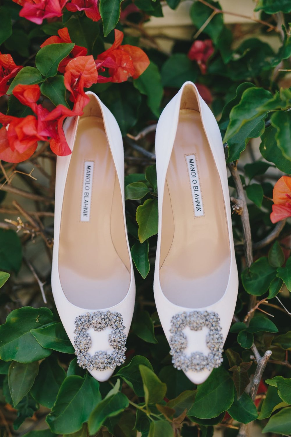www.santabarbarawedding.com | San Ysidro Ranch | Alegria by Design | Jake + Necia Photography | Bride's Shoes