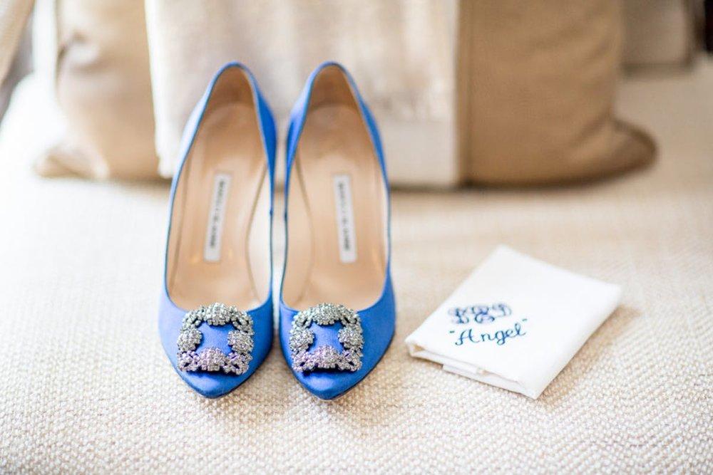 www.santabarbarawedding.com | Bacara Resort | Alegria by Design | Michael + Anna Costa | Bride's Accessories