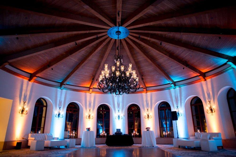 www.santabarbarawedding.com | Bacara Resort | Alegria by Design | Michael + Anna Costa | Reception Dance Floor