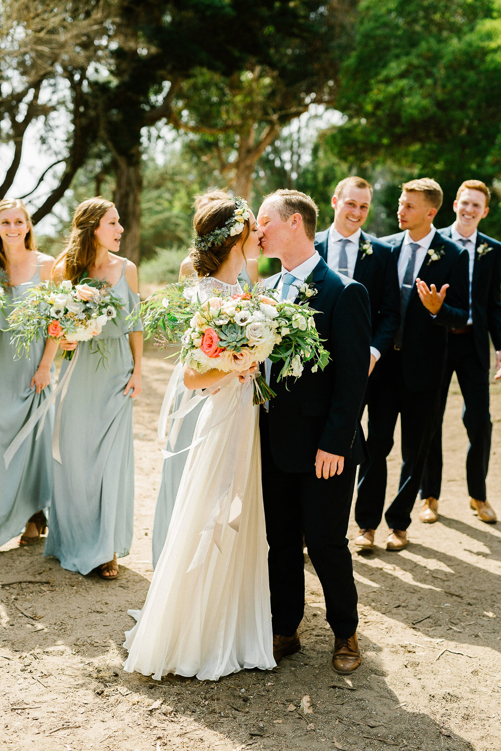 www.santabarbarawedding.com | Elings Park | Hannah Rose Gray | Bride and Groom