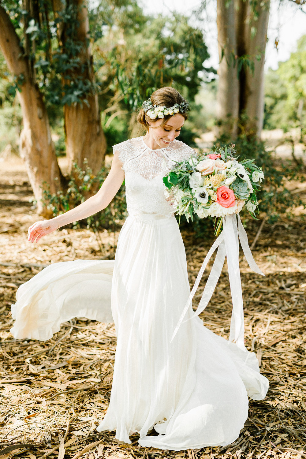 www.santabarbarawedding.com | Elings Park | Hannah Rose Gray | Bride